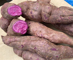 Sweet Potatoes, Molokai Hawaiian Purple (2 lbs)