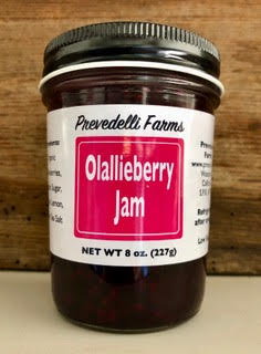 Jam, Olallieberry (8 oz)