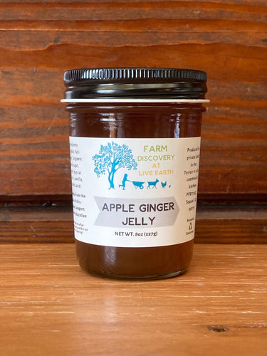 Jelly, Apple Ginger (8 oz)