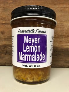 Marmalade, Meyer Lemon (8 oz)