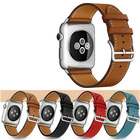 Luxury Leather loop for Apple Watch