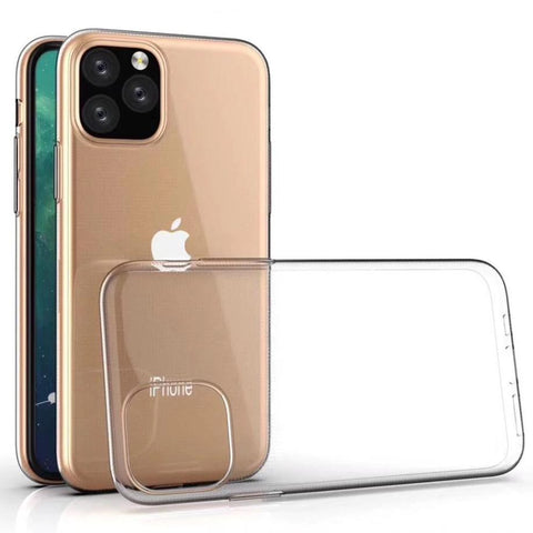 Clear Soft iPhone Case