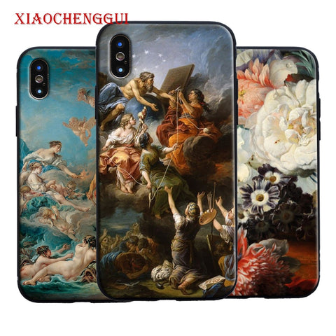 Classic painting Case iPhone