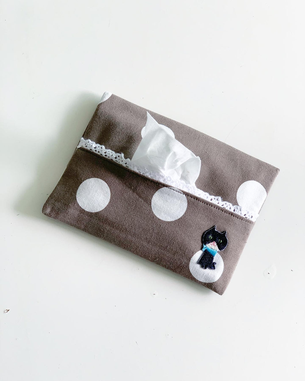 Simple Tissue Pouch ティッシュ Workshop