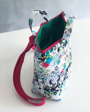 Load image into Gallery viewer, Zipper Tote Backpack Workshop