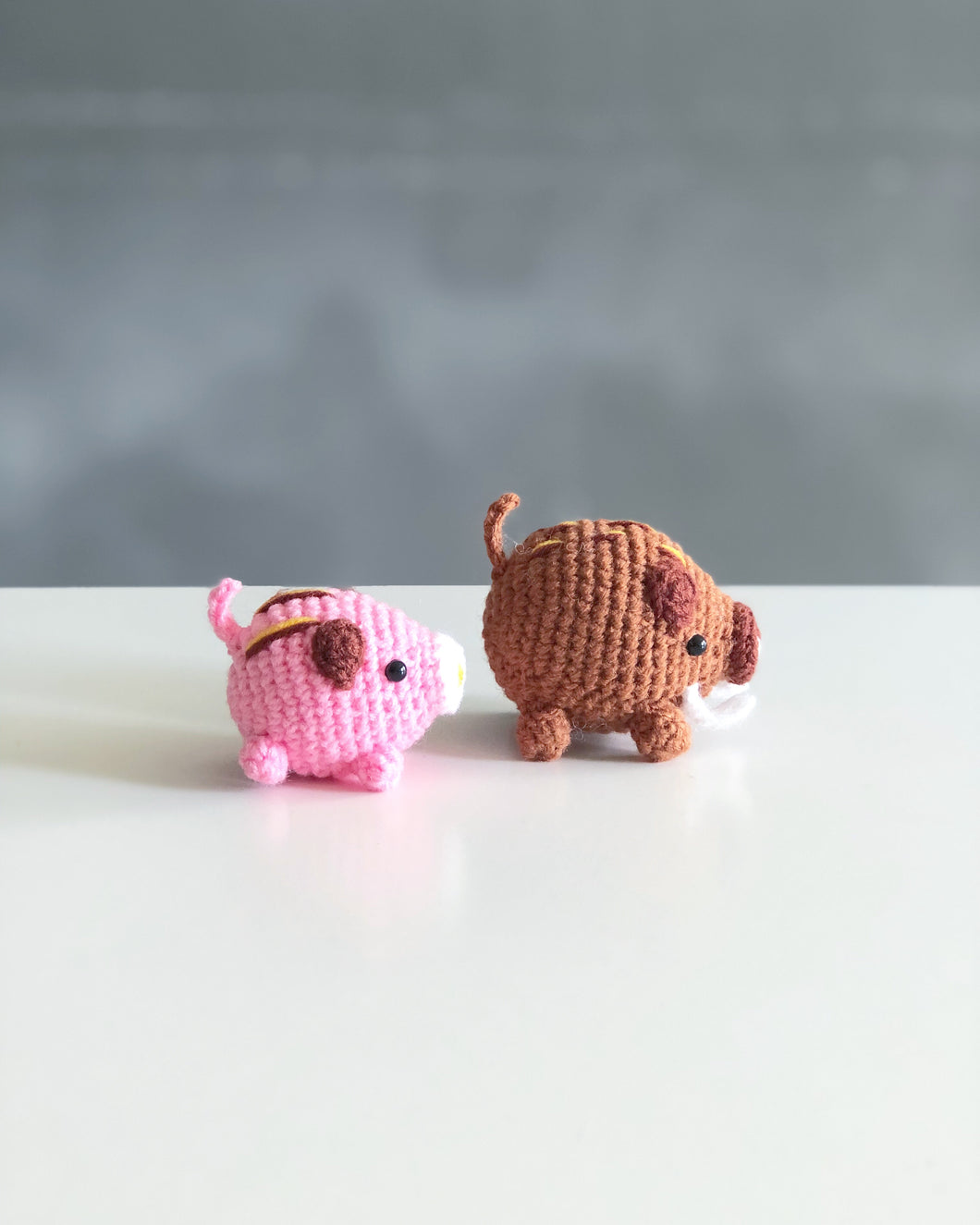 Boar イノシシ Amigurumi Workshop