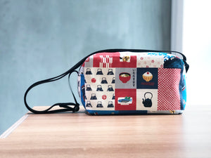 Zipper Sling Bag Workshop