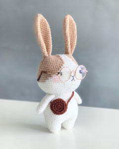 Rey The Bunny Amigurumi Workshop