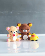Load image into Gallery viewer, Rilakkuma リラックマ & Friends Amigurumi Workshop
