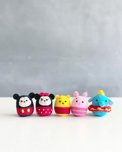 Dumbo Tsum Tsum Amigurumi Workshop