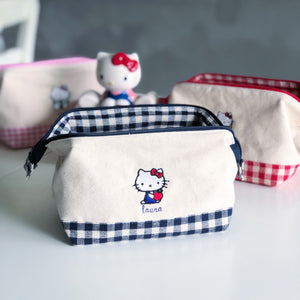 Frame Zipper Pouch Workshop
