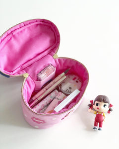 Ribon Cosmetic Pouch リボン Workshop