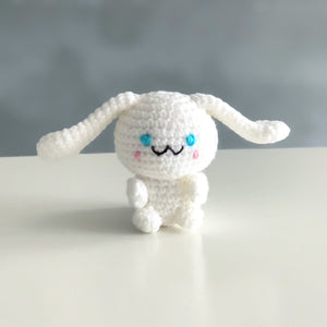 Cinnamoroll シナモロール Amigurumi Workshop