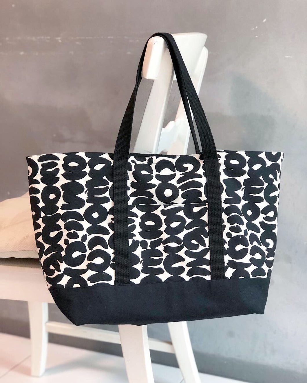 Large Tote Bag Workshop