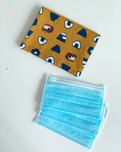 Mask マスク Pouch Workshop
