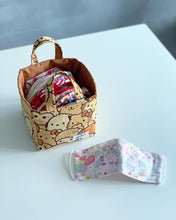 Load image into Gallery viewer, Mini Storage Bag ミニ収納バッグ Workshop