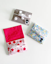 Load image into Gallery viewer, Simple Tissue Pouch ティッシュ Workshop