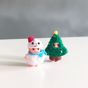 Keypie キユーピー Baby Christmas Costumes Workshop