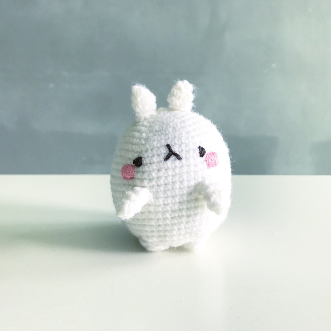 Molang Amigurumi Workshop