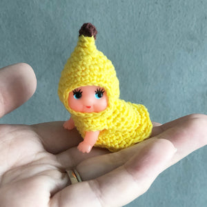 Kewpie キユーピー Baby Banana Costume Workshop