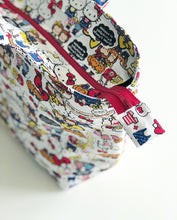 Load image into Gallery viewer, Everyday 日常 Zipper Tote Bag Workshop
