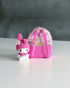 Mini Backpack Pouch Workshop