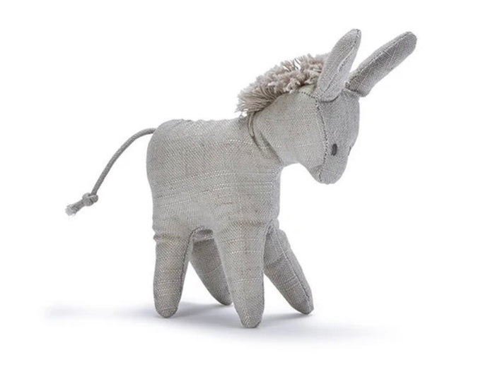Mini donkey rattle