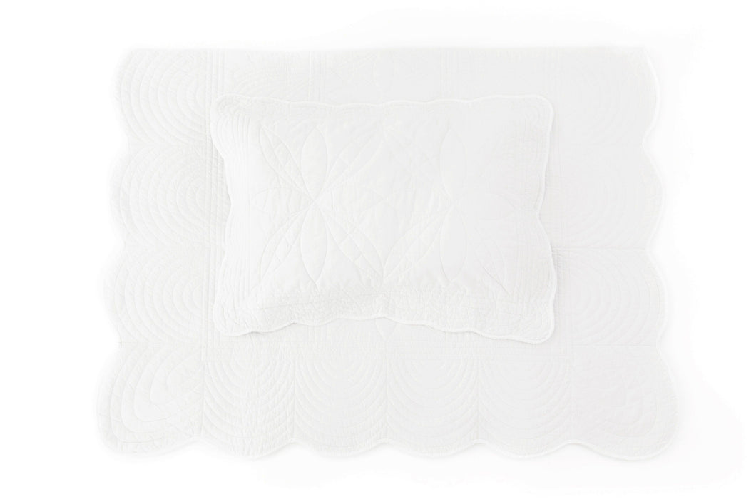 Bonne Mere king single bedspread and pillow set