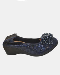 Juliet Navy Patent