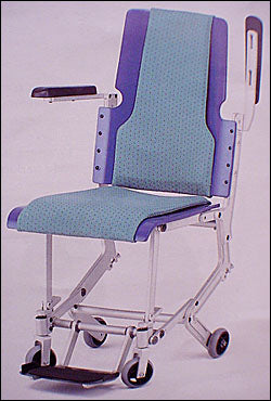 Stair Climber with Built In Chair