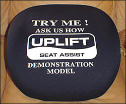Hydraulic Portable Uplift Seat Assist