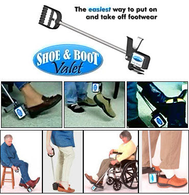 Shoe & Boot Valet ™ (Select Options)