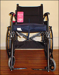 Standard Folding Wheelchairs 3
