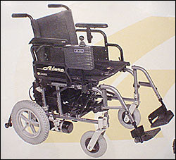 Standard Power Wheelchairs (Select Options)