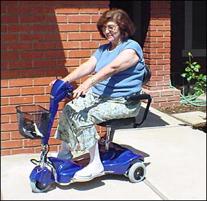 Portable Light Weight Scooter (Select Options)