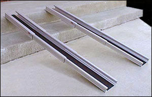Telescoping Track Ramp (Select Options) 2