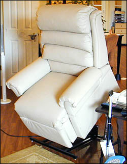 Standard Lift Chairs (Select Options)