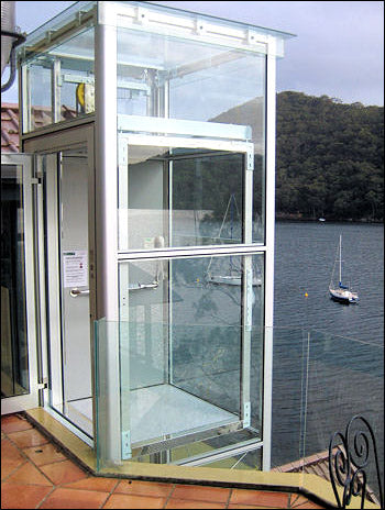 Residential Glass Elevator 3