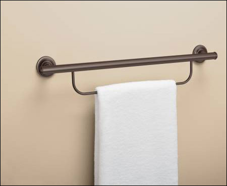 Moen Grab Bar With Towel Bar 1