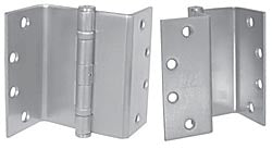 Offset Door Hinges 4-Hole