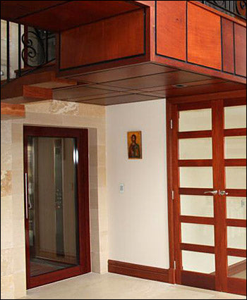 Residential Glass Elevator 2