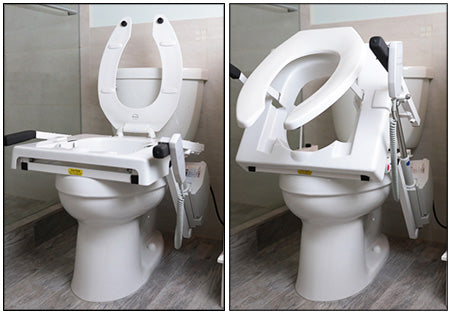 TILT® Toilet Incline Lift 2