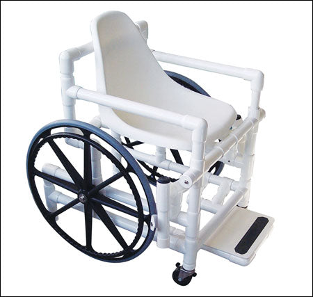 PVC Pool Access Chair 2