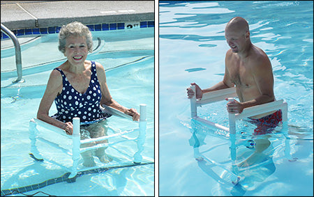 Underwater Pool Exercise Walker 1