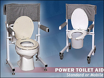 Power Toilet Aid Toilet Seat
