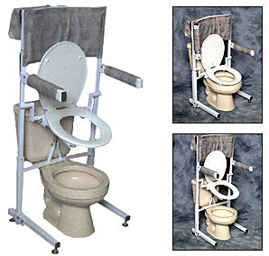 Power Toilet Aid Toilet Seat Lift