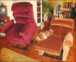Riser Recliner Chairs – Electric Lift Chair 1