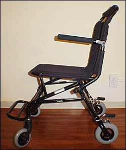 Transport Chair 1