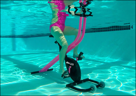 Tidalwave Pool Exercise Bike 2