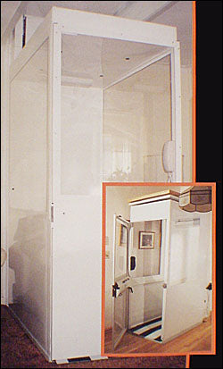 Residential Home Elevators Hydraulic Lifts (Select Options)